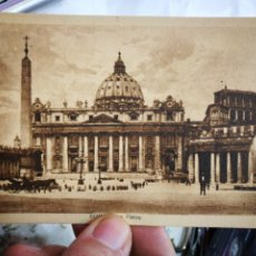Postales: POSTAL ROMA SAN PRIETO S/C. Lote 234513250
