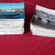 Cartes Postales: GRAN LOTE POSTALES DE ITALIA: 58 BLANCO-NEGRO AÑOS 60+ 140 COLOR AÑOS 70 . CIRCULADAS. BUENAS.. Lote 234918135