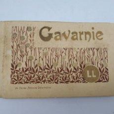 Postales: LOTE POSTALES GAVARNIE ( AÑOS 30/40 ) COMPLETO. Lote 235084500