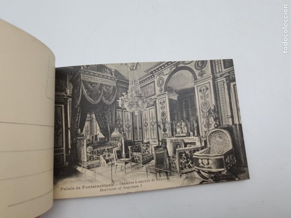Postales: LOTE POSTALES PALAIS DE FONTAINEBLEAU ( AÑOS 30/40 ) COMPLETO - Foto 6 - 235085130