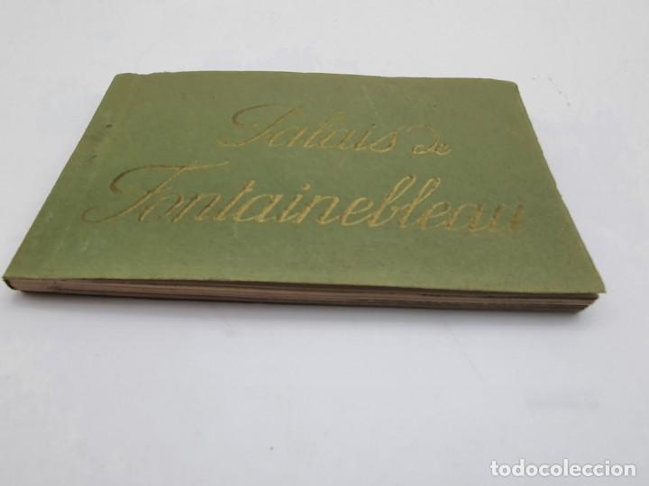 Postales: LOTE POSTALES PALAIS DE FONTAINEBLEAU ( AÑOS 30/40 ) COMPLETO - Foto 9 - 235085130