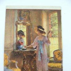 Cartes Postales: ANTIGUA TARJETA POSTAL 1048 SALON DE PARIS. E. GELHAY AÑO 1920. Lote 235485360