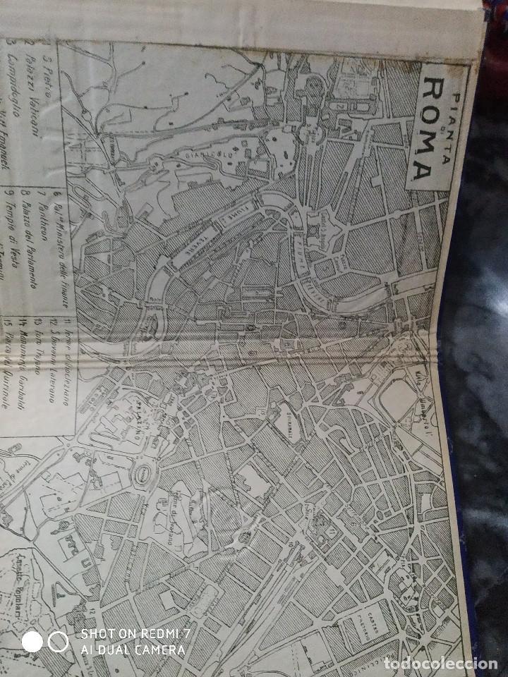 Postales: Bloc de postales ROMA recuerdo del AÑO SANTO 1933 PARTE IIª - Foto 4 - 235732890