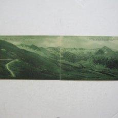 Postales: ANDORRA-POSTAL DOBLE-CRESTA DELS PESSONS-37 Y 38-POSTAL ANTIGUA-VER FOTOS-(76.981). Lote 236254700