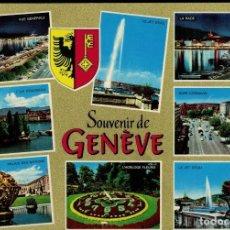 Postales: GINEBRA. SUIZA. / POSTAL SIN CIRCULAR. Lote 237034855