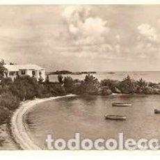 Postales: POSTAL BEACH AT SOMERSET. BERMUDA. 74-68. Lote 237345965