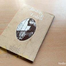 Postales: BLOC DE POSTALES - JARDINS DE LISBOA - PORTUGAL - 9 POSTALES. Lote 237551695