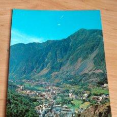 Postales: POSTAL DE ANDORRA. VISTA DE LES ESCALDES. A COLOR, SIN CIRCULAR. Lote 237854235