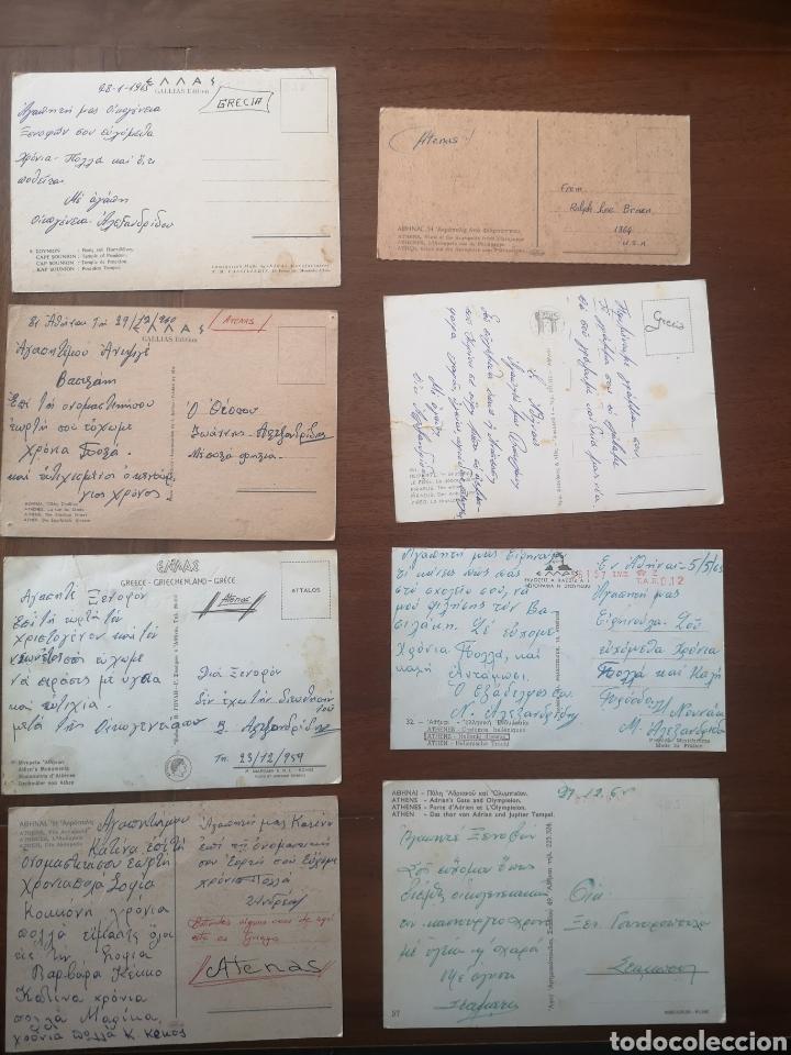 Postales: 8 postales Grecia finales 60 - Foto 2 - 238393325