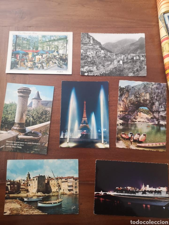 Postales: 29 Postales 60-70 Francia. B/N y Color - Foto 2 - 238414130