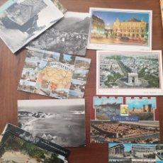 Postales: 29 POSTALES 60-70 FRANCIA. B/N Y COLOR. Lote 238414130