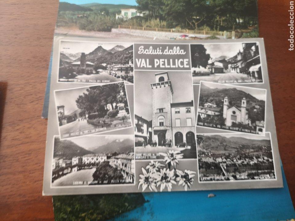 Postales: 25 Postales Italia años 60/70 - Foto 3 - 238414800