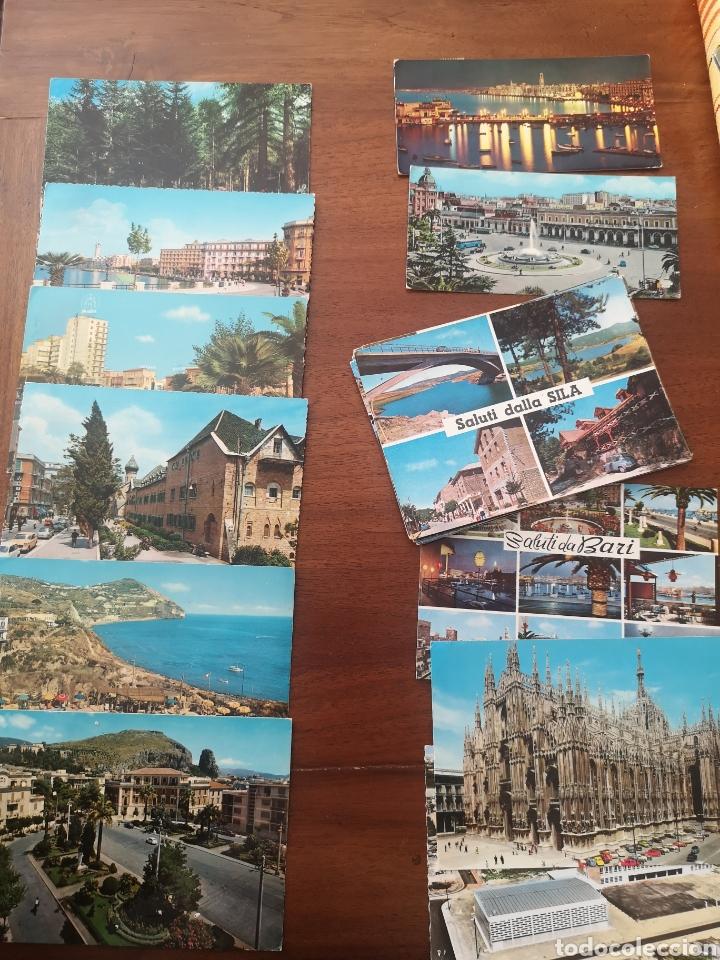 25 POSTALES ITALIA AÑOS 60/70 (Postales - Postales Extranjero - Europa)