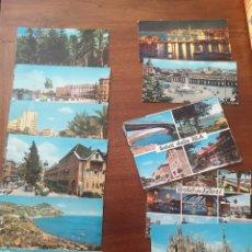Postales: 25 POSTALES ITALIA AÑOS 60/70. Lote 238414800
