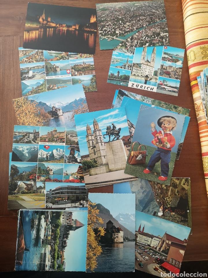 Postales: 29 Postales Suiza años 60 - Foto 2 - 238415625