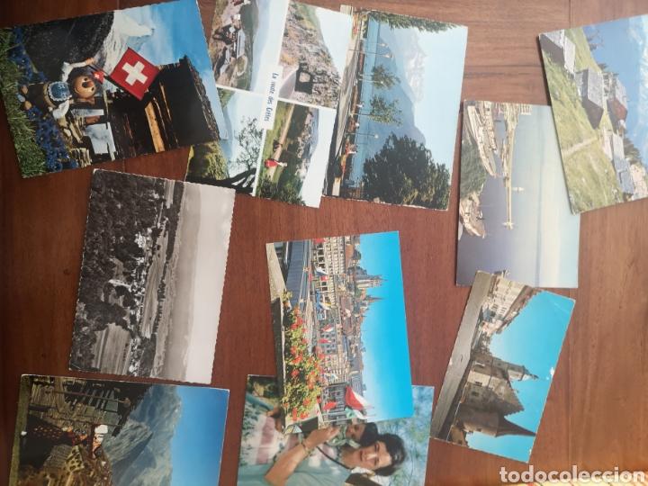 Postales: 29 Postales Suiza años 60 - Foto 3 - 238415625