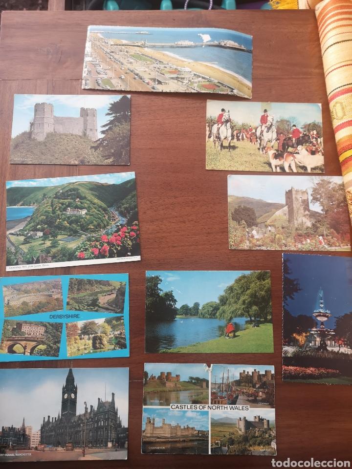 Postales: 46 postales Gran Bretaña años 60/80 - Foto 2 - 238416485