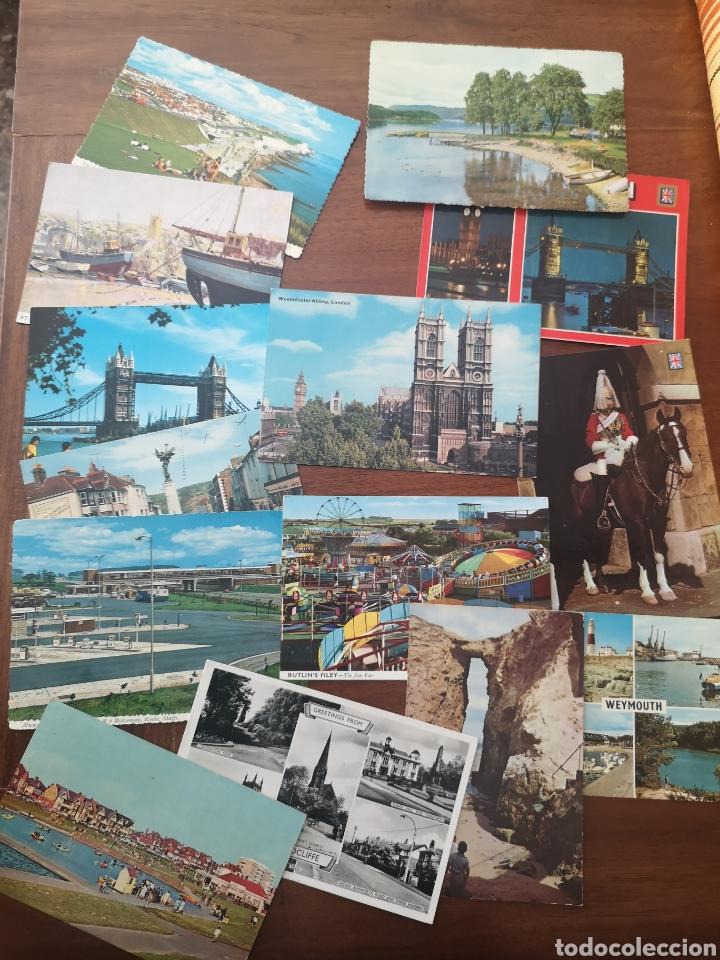 Postales: 46 postales Gran Bretaña años 60/80 - Foto 4 - 238416485