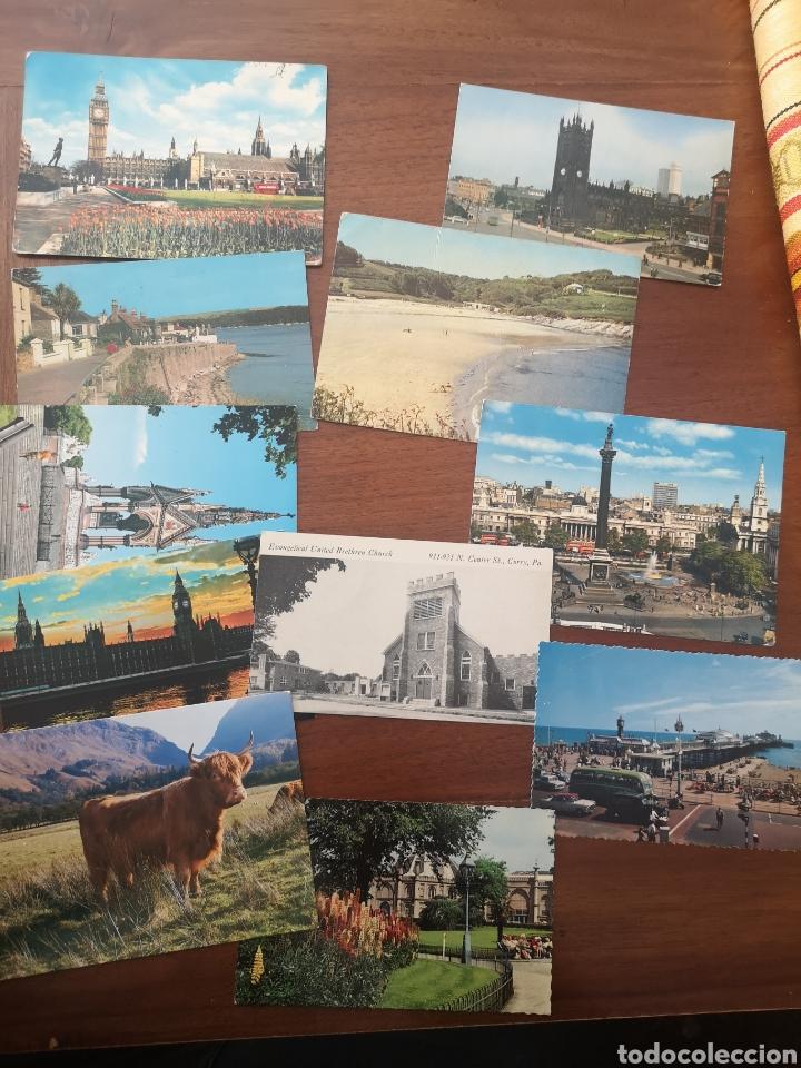 Postales: 46 postales Gran Bretaña años 60/80 - Foto 5 - 238416485