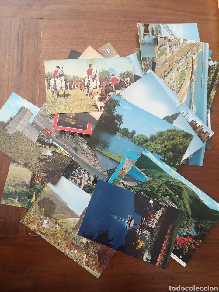 46 POSTALES GRAN BRETAÑA AÑOS 60/80 (Postales - Postales Extranjero - Europa)
