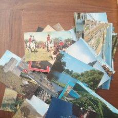 Postales: 46 POSTALES GRAN BRETAÑA AÑOS 60/80. Lote 238416485