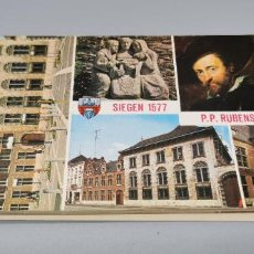 Postales: BLOC CON POSTALES DE AMBERES. Lote 238509760