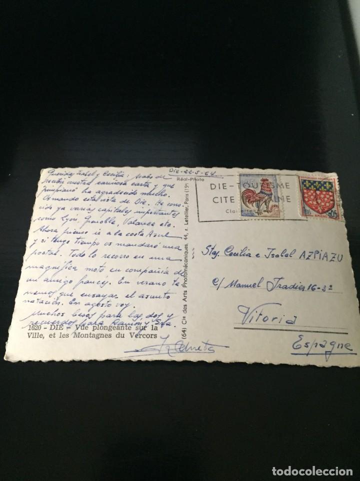 Postales: POSTAL DE DIE - BONITAS VISTAS - LA DE LAS FOTOS VER TODOS MIS LOTES DE POSTALES - Foto 2 - 240175735