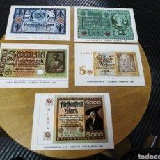 Postales: LOTE DE 10 POSTALES DE ALEMANIA. Lote 240422255