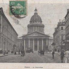 Postales: POSTAL PARIS - LE PANTHEON. Lote 240635990