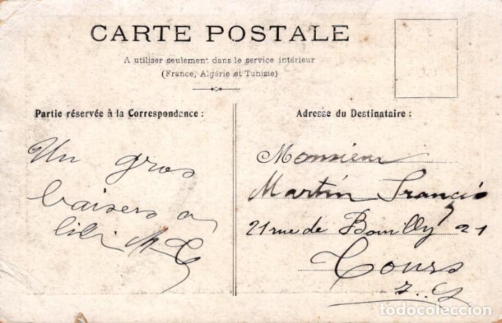 Postales: POSTAL PARIS - LE PANTHEON - Foto 2 - 240635990
