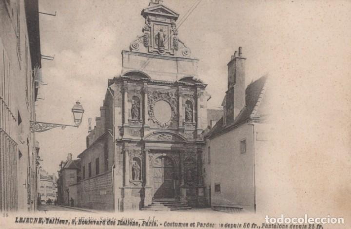 POSTAL DIJON - L'EGLISE SAINTE ANNE - LL (Postales - Postales Extranjero - Europa)