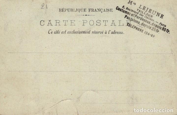 Postales: POSTAL DIJON - LEGLISE SAINTE ANNE - LL - Foto 2 - 240636900