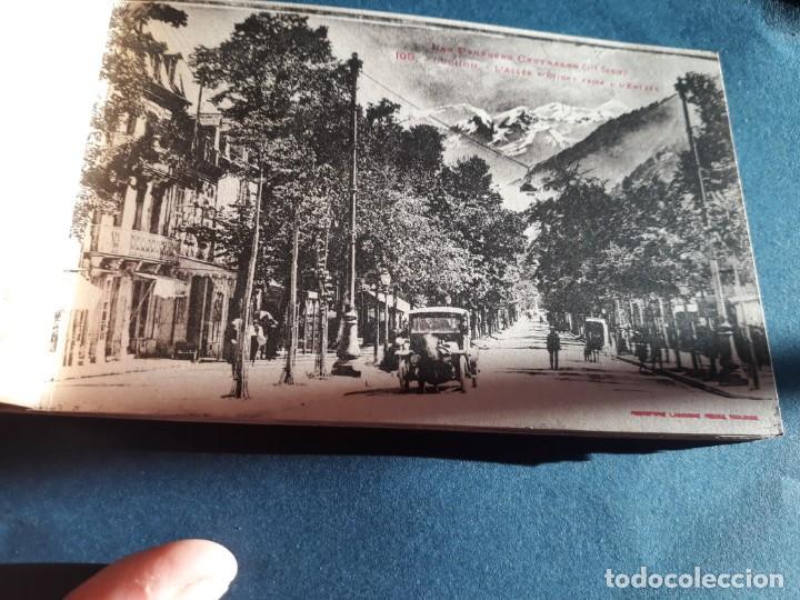 Postales: Album 12 Postales Antiguas Luchon Phototypie Labouche Frêres Toulouse - Foto 4 - 240665180