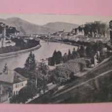 Postales: POSTAL DE AUSTRIA. SALZBURG. ED. POSTKARTEN-ZENTRALE FERDINAND MORAWETZ. NR. 15.. Lote 240736120