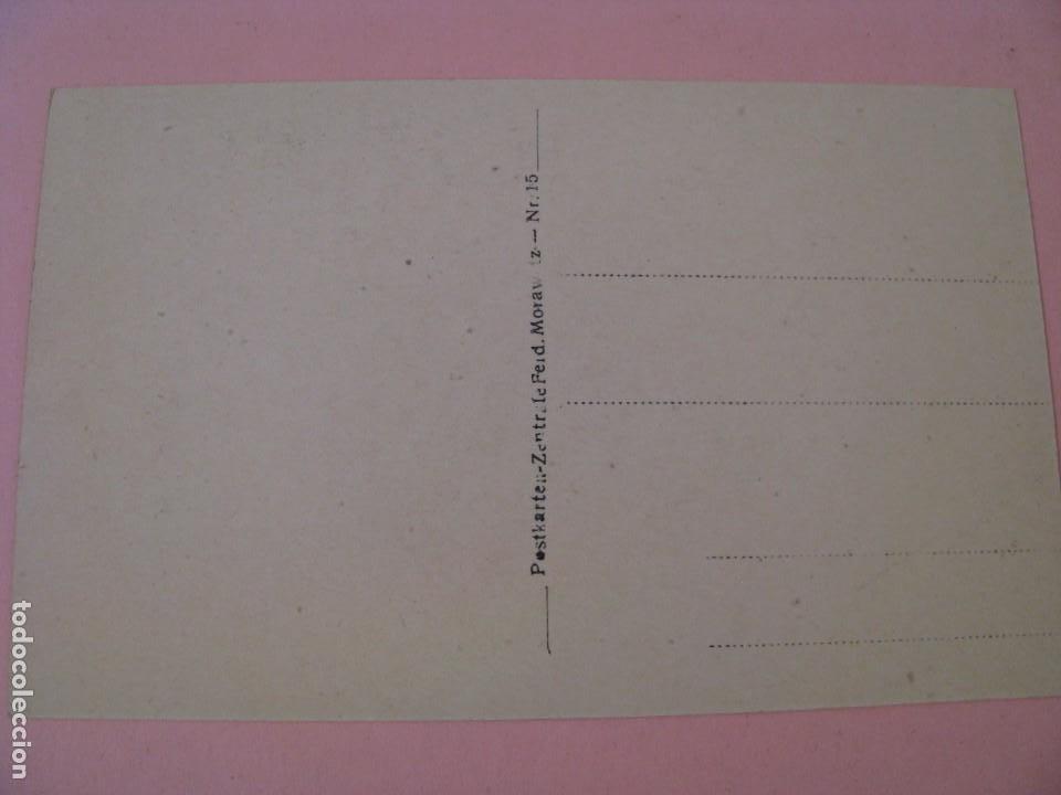 Postales: POSTAL DE AUSTRIA. SALZBURG. ED. POSTKARTEN-ZENTRALE FERDINAND MORAWETZ. NR. 15. - Foto 2 - 240736120