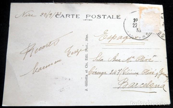 Postales: POSTAL - MONTE-CARLO - BAIE DE MONACO Nº 714 - ESCRITA - Foto 2 - 242153960