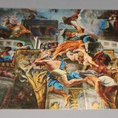 Postales: ROMA CHIESA DI S. IGNAZIO PARTICOLARE DELLA VOLTA DI A. POZZO (EUROPA). Lote 243425150