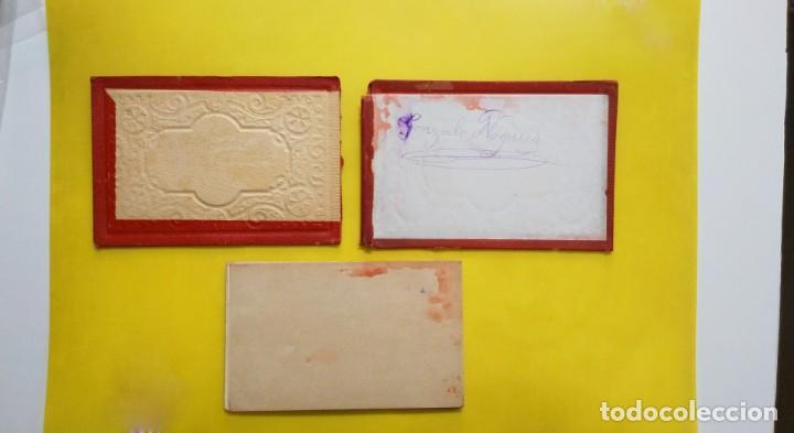 Postales: BIARRITZ BLOCK DE 14 GRAFICOS DE PAISAJES TURÍSTICOS, CIRCA 1900 - Foto 12 - 244606740