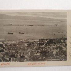 Cartes Postales: GIBRALTAR - LA BAHÍA - P47041. Lote 244692630