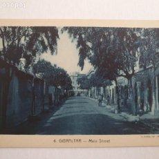 Cartes Postales: GIBRALTAR - CALLE PRINCIPAL - P47054. Lote 244694385