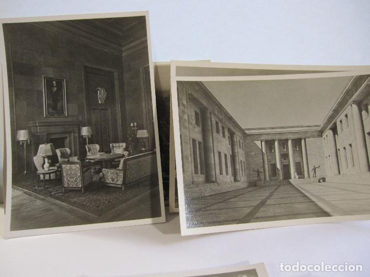 Postales: 12 POSTALES ARQUITECTURA NAZI. ALEMANIA. 10,5 X 15 CM - Foto 4 - 244714590