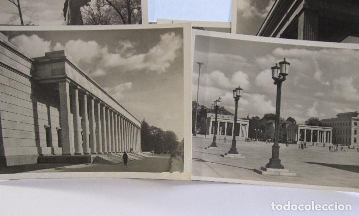 Postales: 12 POSTALES ARQUITECTURA NAZI. ALEMANIA. 10,5 X 15 CM - Foto 5 - 244714590