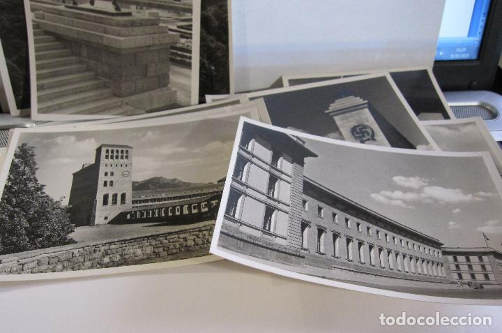 Postales: 12 POSTALES ARQUITECTURA NAZI. ALEMANIA. 10,5 X 15 CM - Foto 6 - 244714590