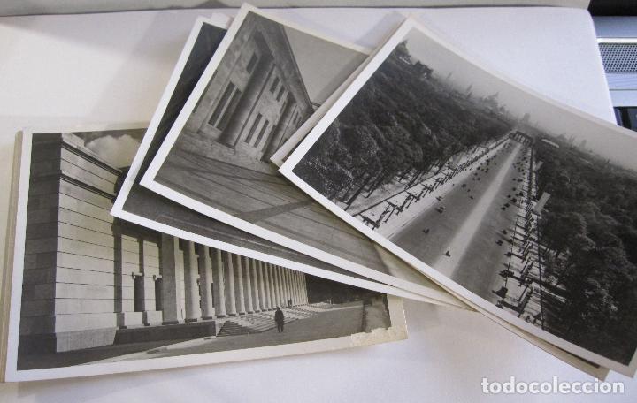 12 POSTALES ARQUITECTURA NAZI. ALEMANIA. 10,5 X 15 CM (Postales - Postales Extranjero - Europa)