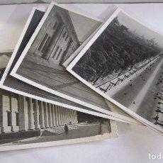 Postales: 12 POSTALES ARQUITECTURA NAZI. ALEMANIA. 10,5 X 15 CM. Lote 244714590