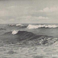 Postales: ANTIGUA POSTAL, PAISAJE MARINO – EDIT.BRUNNER & CO. - CIRCULADA 1916. Lote 244747370