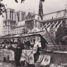 Postales: FRANCIA, PARIS Y SUS MARAVILLAS, NOTRE DAME – ANDRE LECONTE 3608 – S/C. Lote 244751465