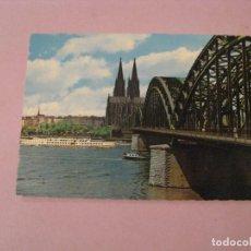 Postales: POSTAL DE ALEMANIA. KÖLN, COLONIA.. Lote 245302990
