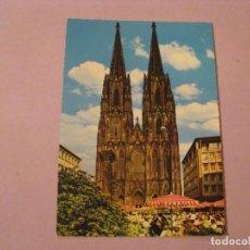 Postales: POSTAL DE ALEMANIA. KÖLN, COLONIA.. Lote 245303755