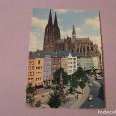 Postales: POSTAL DE ALEMANIA. KÖLN, COLONIA.. Lote 245303850